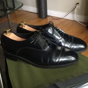 Florsheim Black Oxford Dress Shoe 11EEE